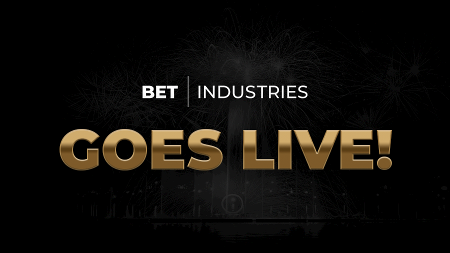 BET | INDUSTRIES goes live!