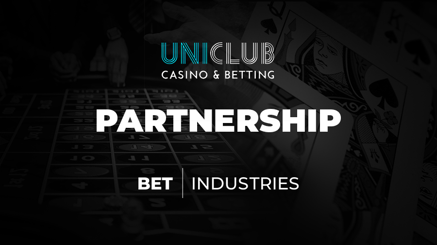 BET | INDUSTRIES partnership with UNICLUB.LT