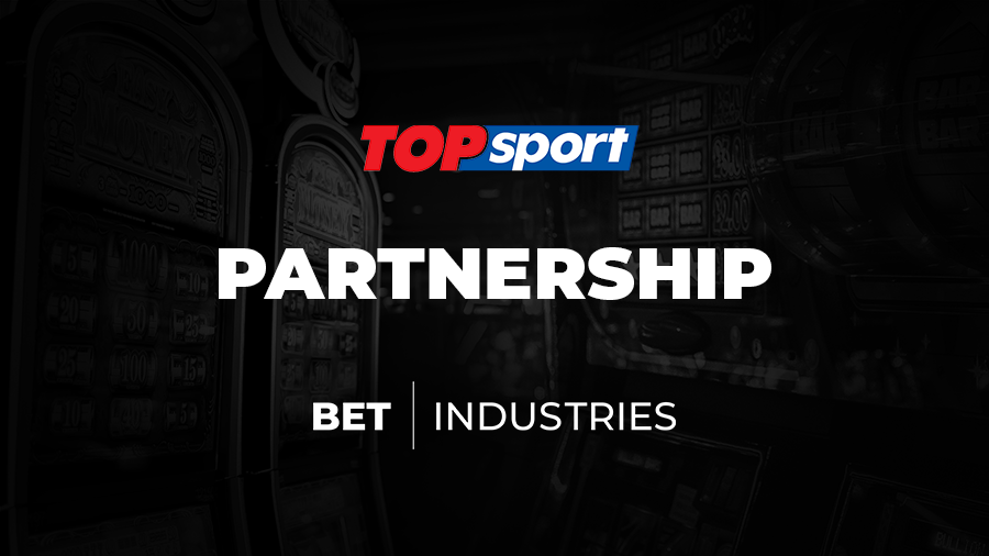 BET   INDUSTRIES partners TOPsport -  iGaming leader in Lithuania